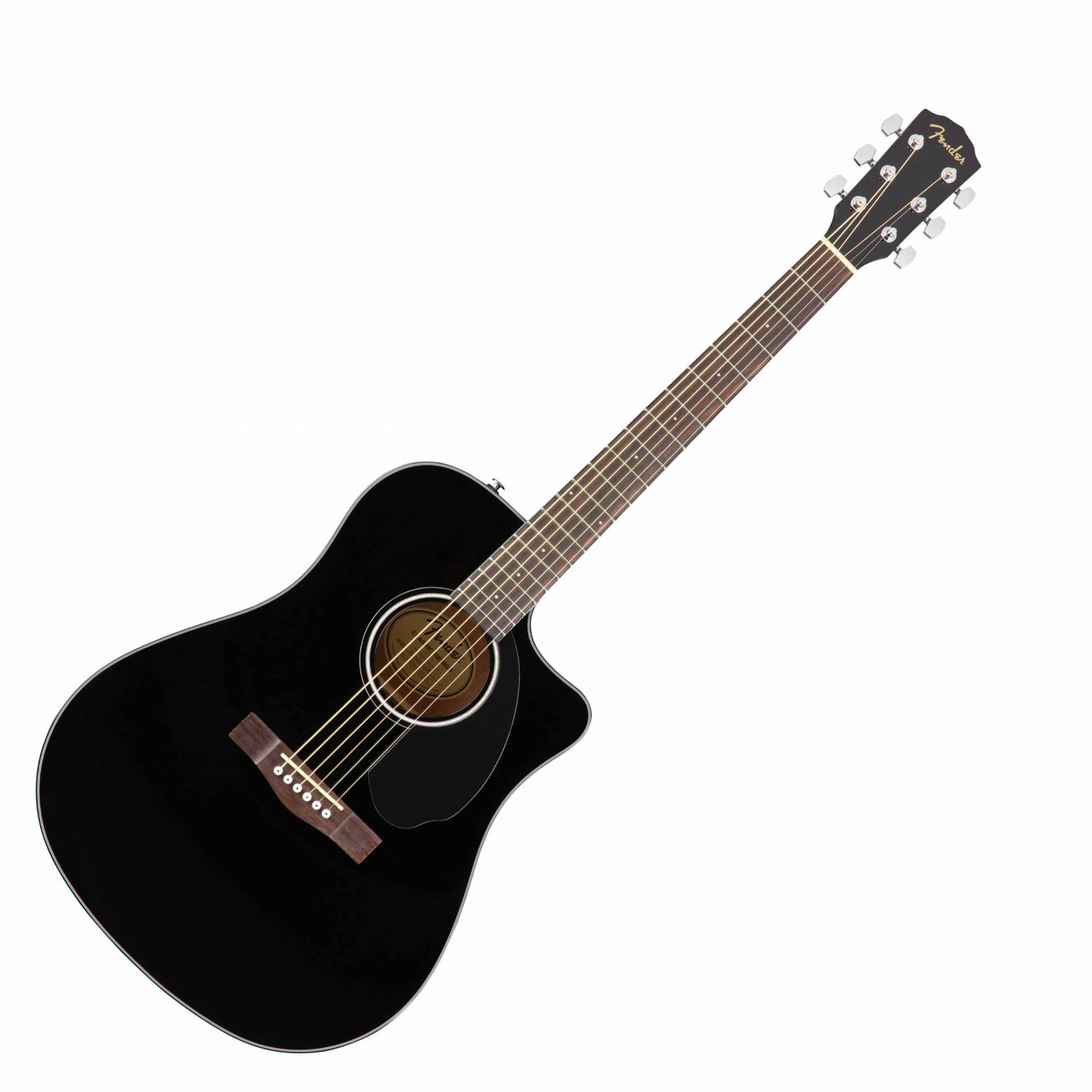 Guitarra Electroacústica CD-60SCE, Black Fender 0970113006
