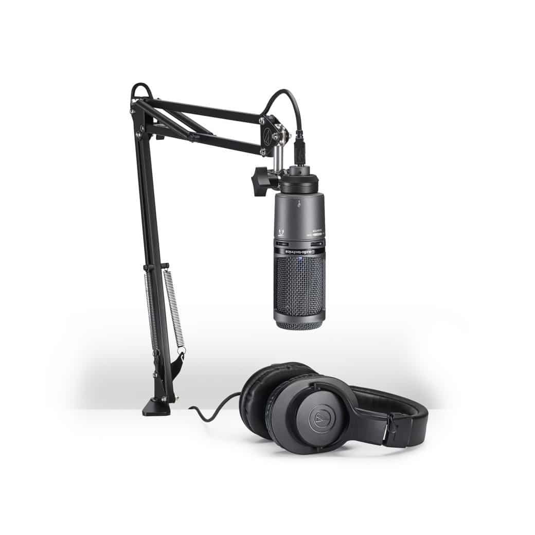 Pack  Audio Technica AT2020USB+PK